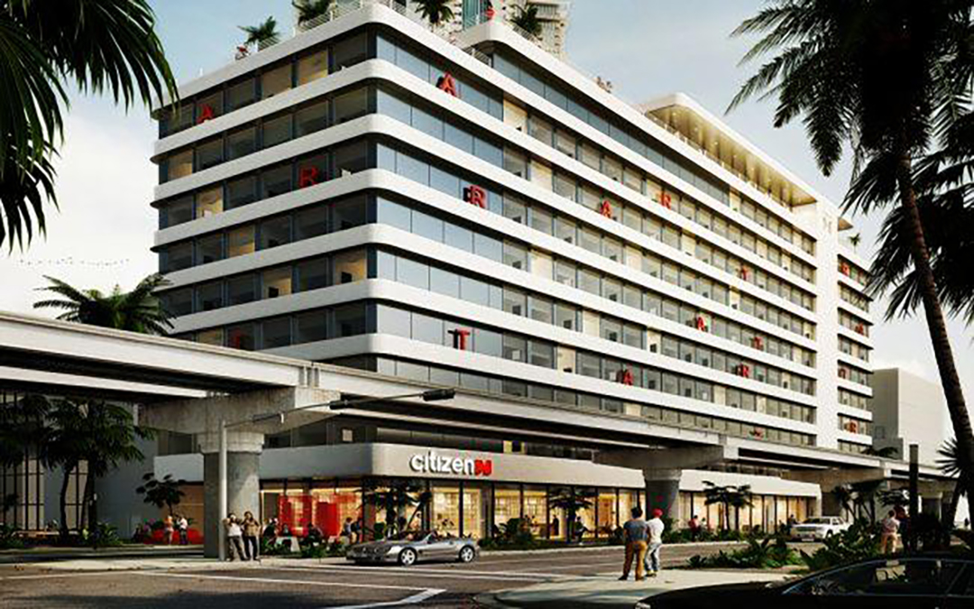 CitizenM joins Miami Worldcenter project