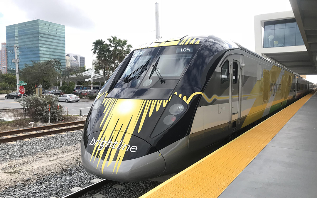 $1.75B Brightline Bonds Approved, Paving Way For Orlando Leg