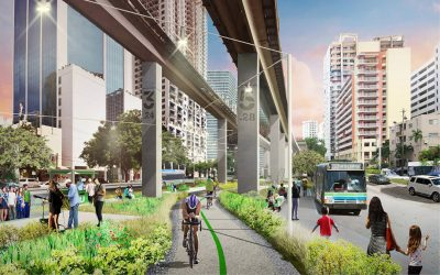 Construction Contract Awarded For 'Brickell Backyard,' Part Of The Underline