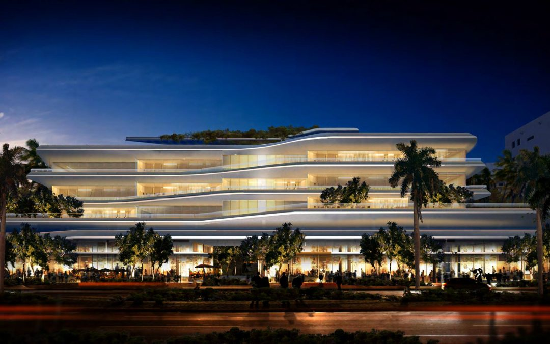 Sunset Park Proposed In South Beach, With Retail, Restaurants, & Residences