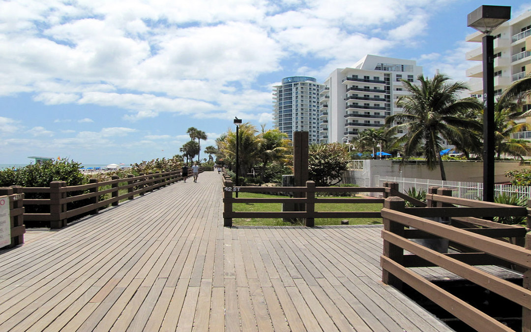 Beachwalk Now Under Construction In Miami Beach, Will Connect Entire City