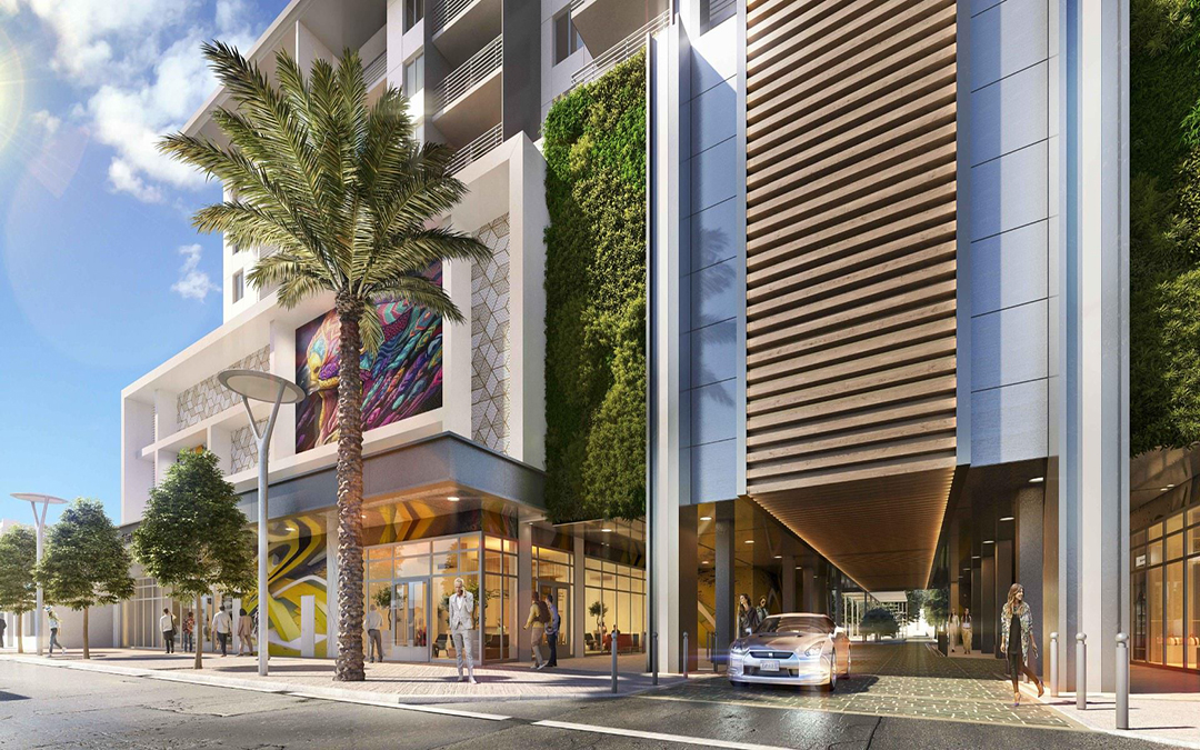 City Approves Apartment Building That Will Replace Wynwood Yard
