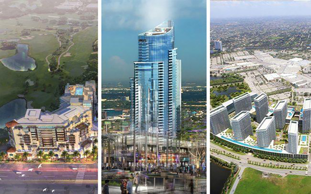 Here are the 8 real estate megaprojects coming to SoFla