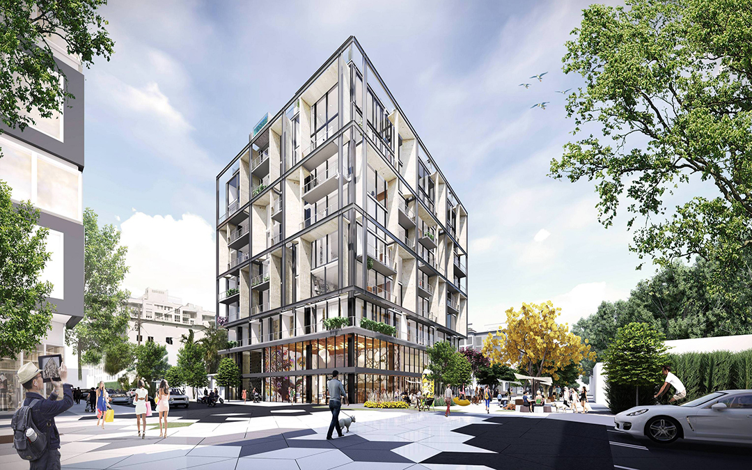Bel-Invest Proposes Wynwood Quartier Spread Over Six Properties