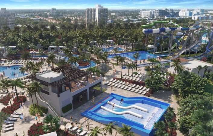 Water park to open at Turnberry resort
