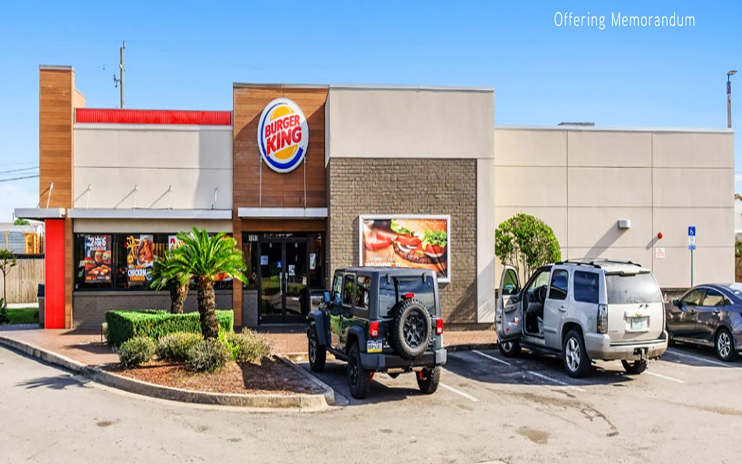 NNN Burger King -Baldwin, FL