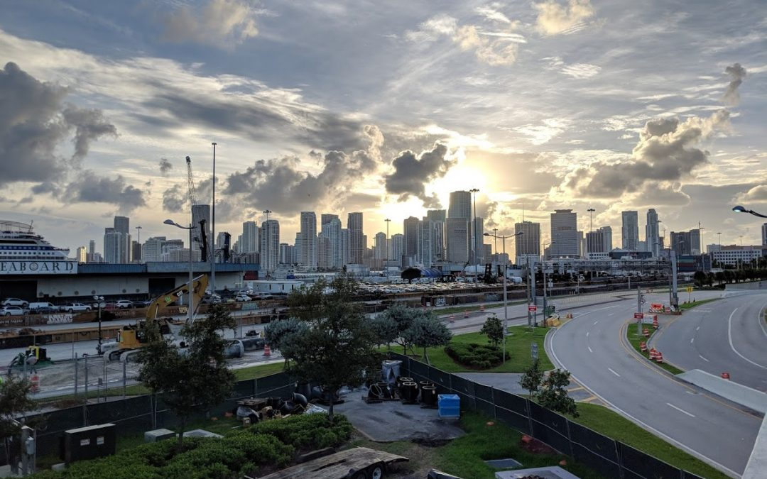 Virgin Trains Connection To PortMiami Will Be Considered By Commissioners