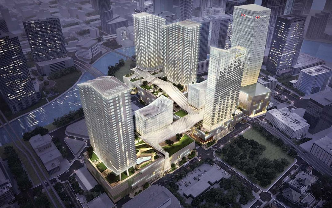 Brickell City Centre OK'd for major expansion