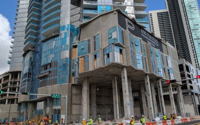 Amended Notice Of Commencement Filed For Miami Worldcenter Retail