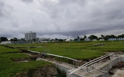 Retail Project Now In Permitting Next To Walmart's Abandoned Midtown Miami Property