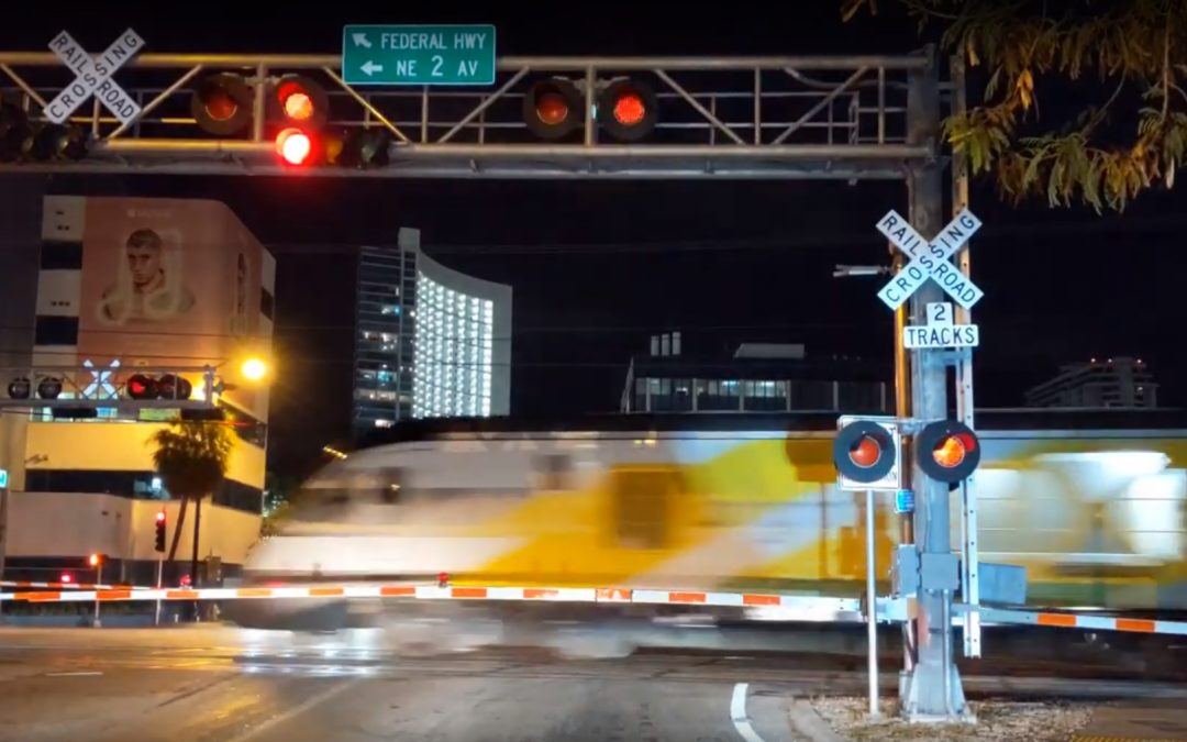 Brightline: January Passenger Count Was 74K, Revenue $1.7 Million