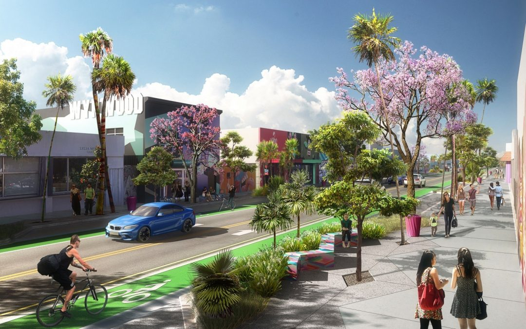 Preliminary Wynwood Streetscape Master Plan Presented To Board