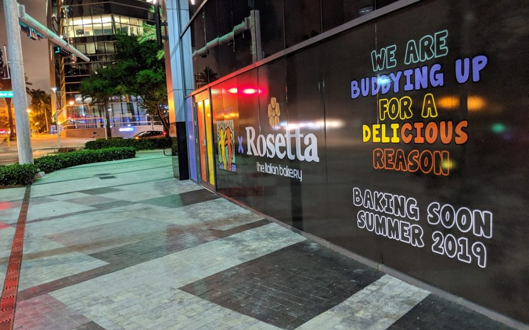 PHOTOS: ROSETTA BAKERY COMING TO BRICKELL HEIGHTS, ECHO BRICKELL