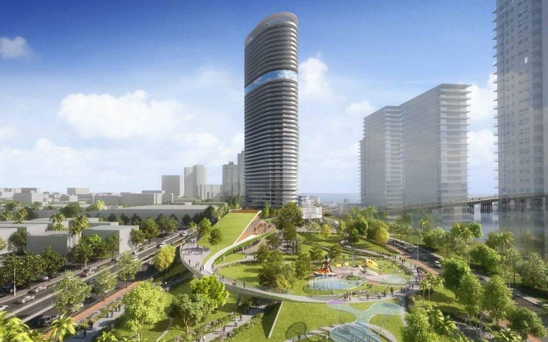 500 ALTON SUBMITTED FOR REVIEW, WOULD MATCH CITY'S TALLEST TOWER
