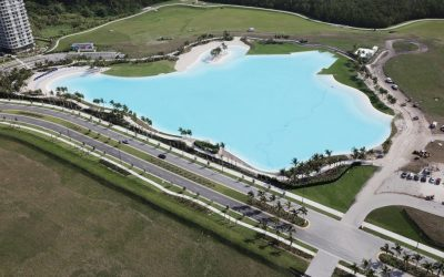 FIRST LOOK AT SOLEMIA, INCLUDING AMERICA'S BIGGEST SWIMMING POOL