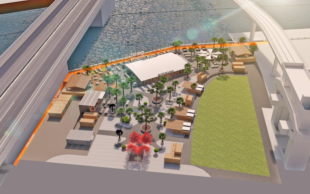 ENTERTAINMENT COMPLEX COMING TO RIVERFRONT LOT NEXT TO BRICKELL CITY CENTRE