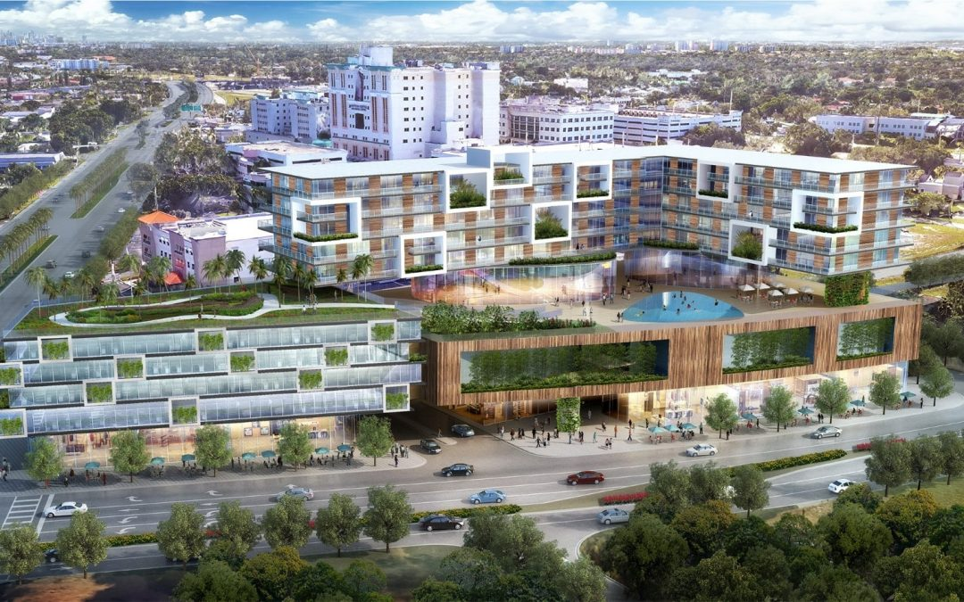 MIXED-USE 1212 AVENTURA TO BREAK GROUND THIS YEAR, DESIGNED BY ARQUITECTONICA