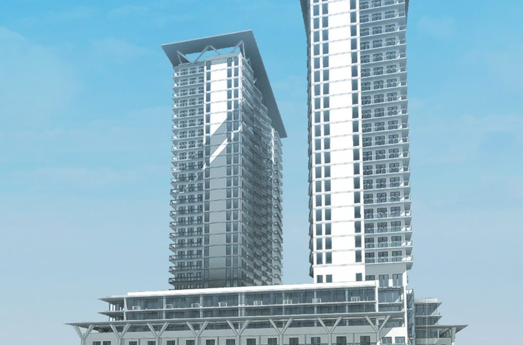 TWIN TOWERS AT OVERTOWN'S BLOCK 45 SET FOR FINAL APPROVAL, WITH AGGRESSIVE CONSTRUCTION TIMETABLE