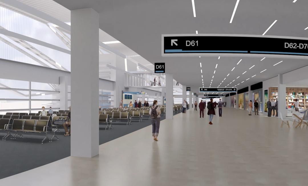 REVEALED: MULTI-BILLION DOLLAR PLAN TO REMAKE MIAMI INTERNATIONAL AIRPORT FOR 80 MILLION PASSENGERS