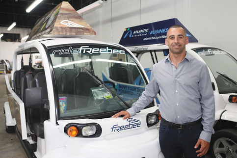 Freebee on-demand transit expanding north and south