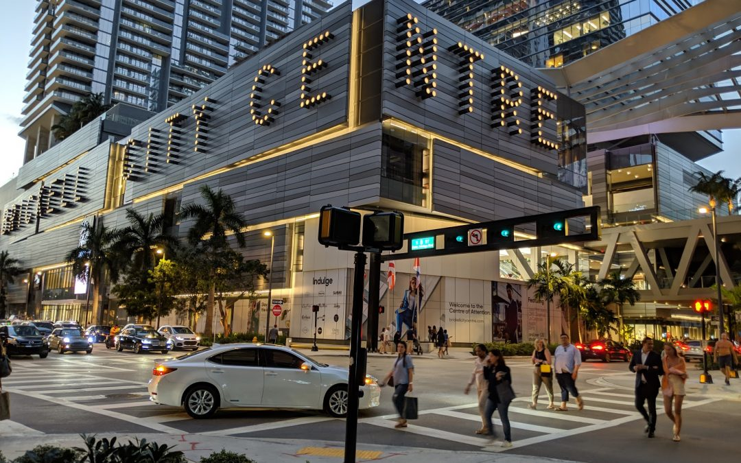 BRICKELL CITY CENTRE RETAIL SALES ROSE 38% IN FIRST HALF OF YEAR, SWIRE SAYS
