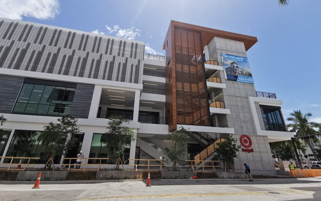 TARGET IS NEARLY READY TO OPEN IN SOUTH BEACH, WILL INCLUDE STARBUCKS & CVS