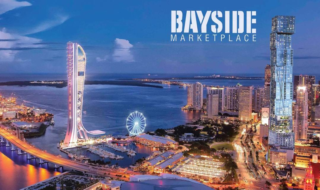 BAYSIDE MARKETPLACE RELEASES NEW RENDERING OF 'FERRIS WHEEL ON STEROIDS'