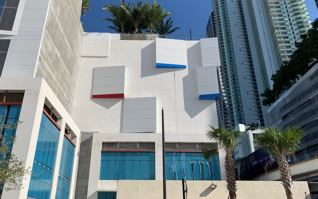 MIAMI WORLDCENTER SAYS 150,000 SQUARE FEET OF RETAIL IS NOW COMPLETE AFTER CLOSING ON RETAIL CONDO