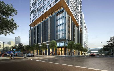 FOUNDATION POUR THIS WEEK FOR 31-STORY, 300-UNIT GRAND STATION TOWER IN DOWNTOWN MIAMI