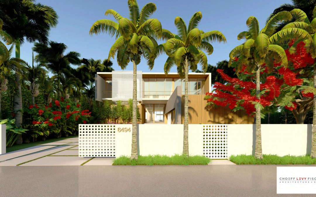 'UPSIDE DOWN' TWO-STORY HOME PROPOSED ON ALLISON ISLAND, REPLACING 1937 HOME