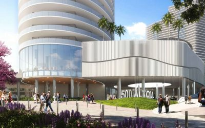 PARK ON FIFTH GETS $90M CONSTRUCTION LOAN, WORK TO BEGIN EARLY 2020 ON WHAT WILL BECOME THE SECOND TALLEST IN MIAMI BEACH