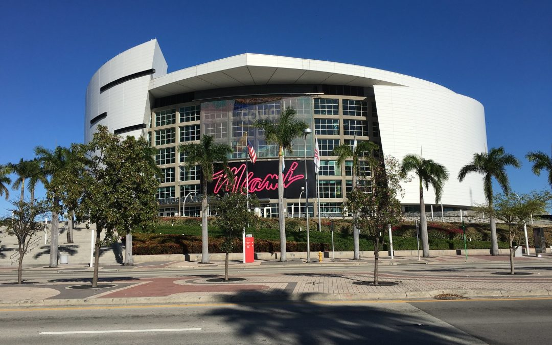 AMERICAN AIRLINES ARENA COULD BECOME TD BANK ARENA, REPORT SAYS