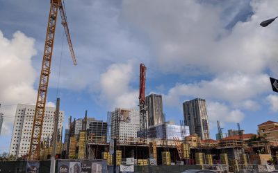 PHOTO: OVERTOWN'S HIGH-END SOLESTE GRAND CENTRAL APARTMENT BUILDING CONTINUES TO RISE