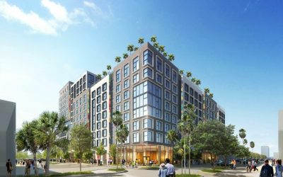 RELATED GROUP REVEALS PLANS FOR THE DORSEY AT FORMER COCA COLA PLANT IN WYNWOOD, DESIGNED BY ARQUITECTONICA