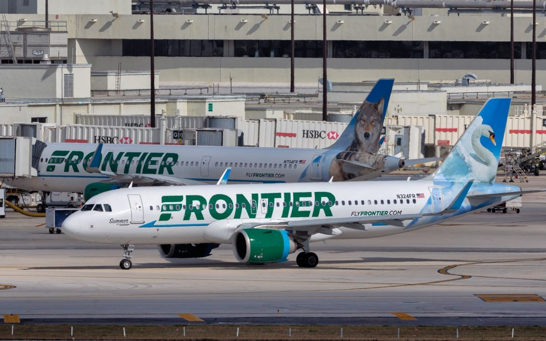 FRONTIER AIRLINES IS SET TO ANNOUNCE ANOTHER MAJOR EXPANSION AT MIAMI INTERNATIONAL AIRPORT TOMORROW
