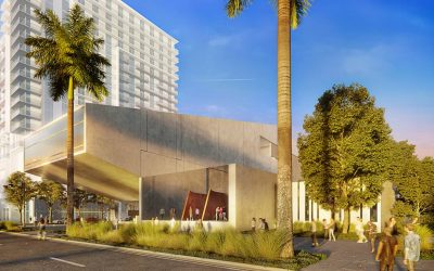 BERKOWITZ CONTEMPORARY FOUNDATION ON BISCAYNE BOULEVARD IS NOW IN CONSTRUCTION PERMITTING