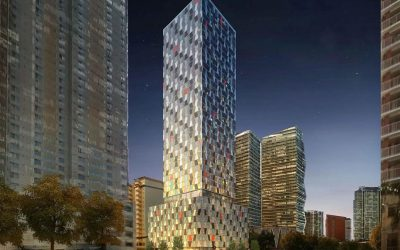 FAA APPROVES GALWAN'S 42-STORY WYNDHAM HOTEL IN BRICKELL AFTER 16 MONTHS OF REVIEW