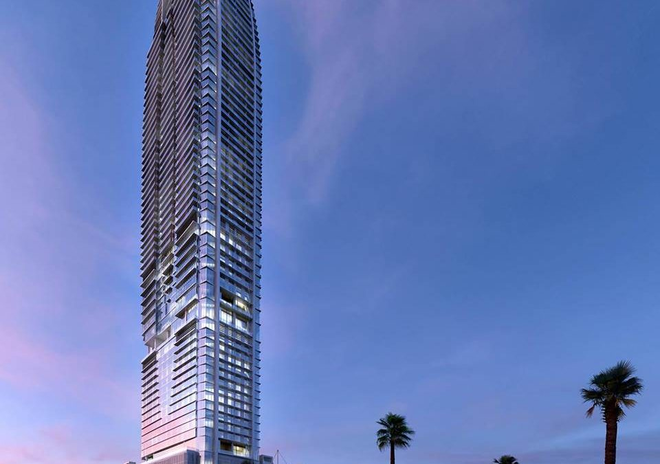 OKAN TOWER DEVELOPER IS INCREASING HOTEL, RESIDENTIAL, & OFFICE SPACE, WHILE REDUCING RETAIL & RESTAURANT