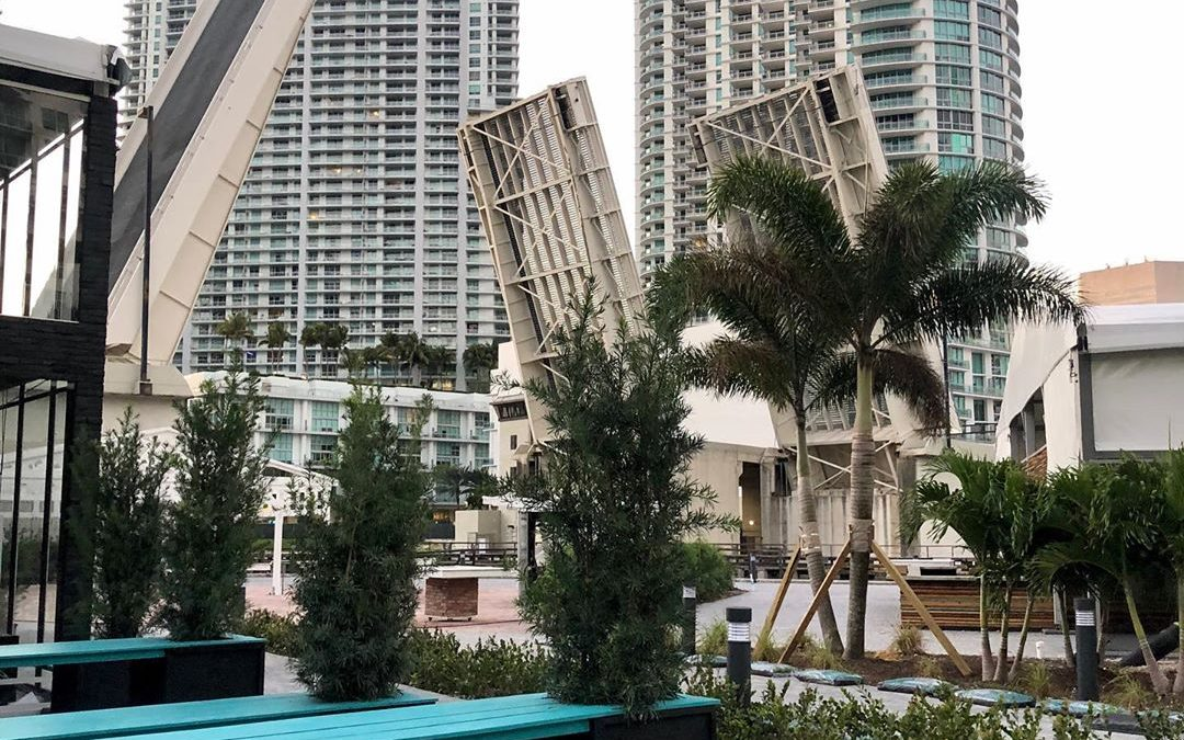 SNEAK PEEK OF RIVERSIDE, BRICKELL'S NEW DINING & ENTERTAINMENT HUB WITH NEW STRETCH OF RIVERWALK