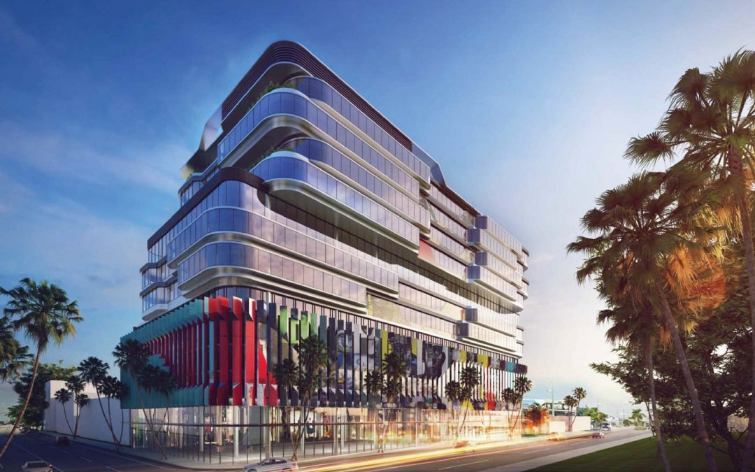 12-STORY GATEWAY AT WYNWOOD ABOUT TO BREAK GROUND AFTER OBTAINING FINANCING & PERMIT