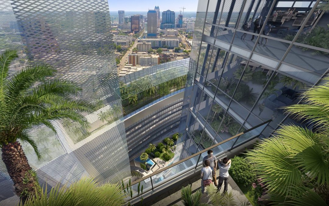 700-FOOT VERTICAL MEDICAL CITY BEING PLANNED ON BISCAYNE BOULEVARD, VALUED AT $2.1B