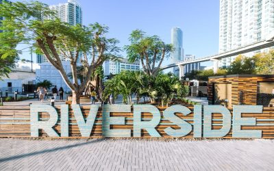 BRICKELL'S RIVERSIDE IS NOW OFFICIALLY OPEN WITH SEVEN DINING OUTLETS & AN 'OLD FLORIDA VIBE'
