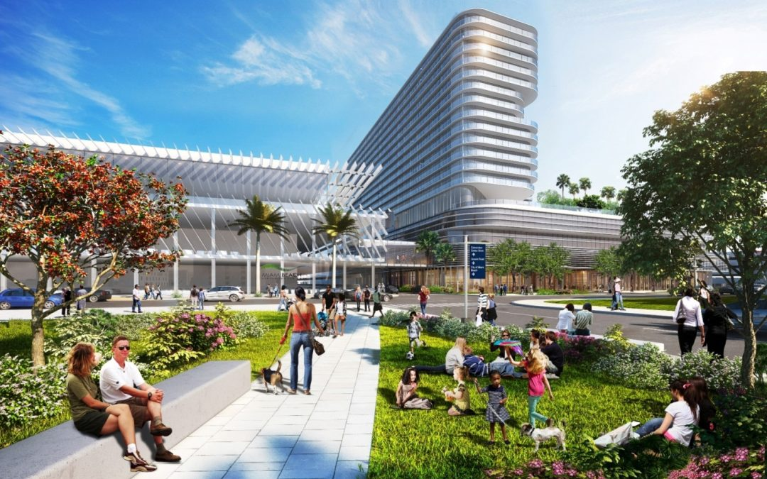 GRAND HYATT MIAMI BEACH SET TO BREAK GROUND WITHIN MONTHS, WILL INCLUDE 800 ROOMS