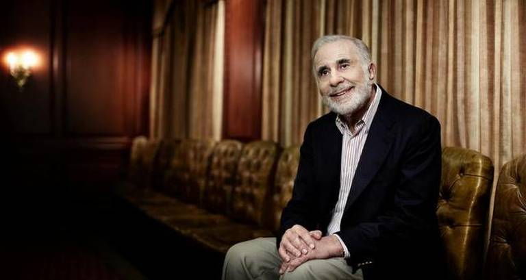 Goodbye, Big Apple. Billionaire Carl Icahn relocates headquarters to the Miami area.
