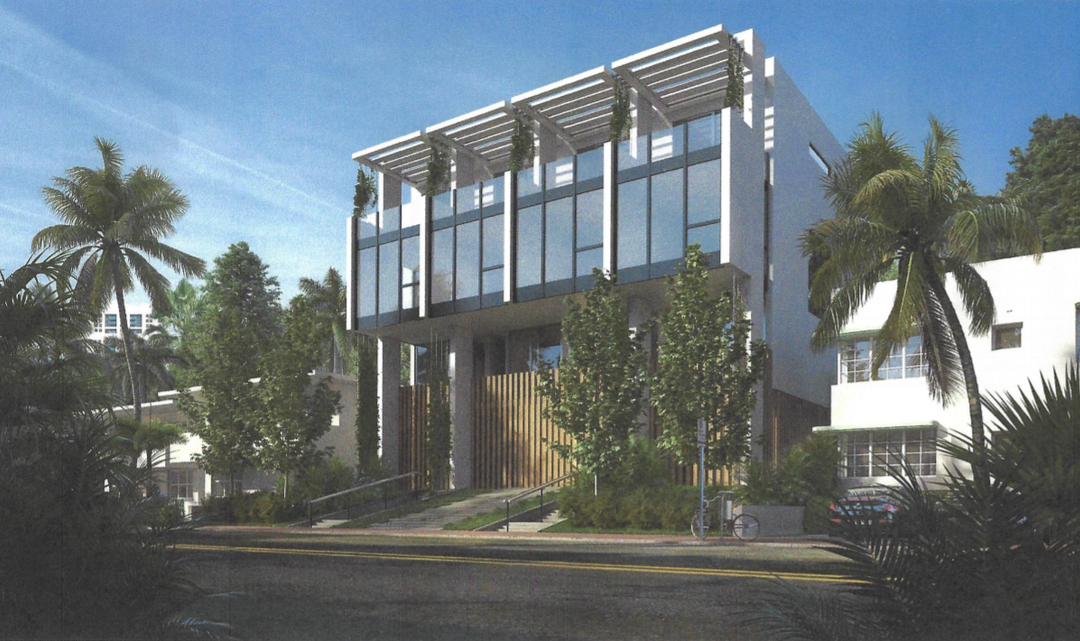 Design approved for four-story Miami Beach townhomes from hospitality-nightlife guru