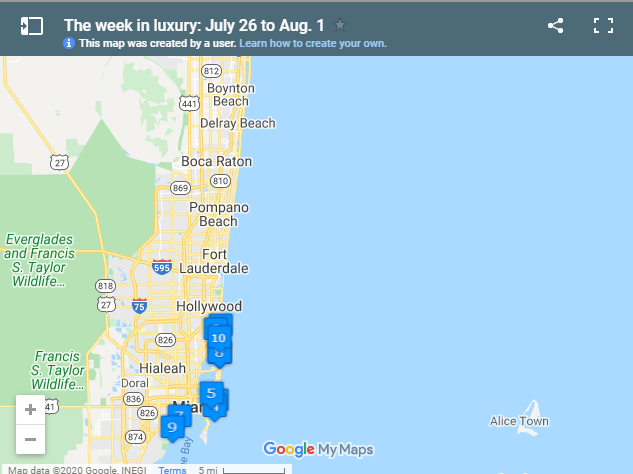 Miami's condo market rebounds, led by $22M sale at 321 Ocean