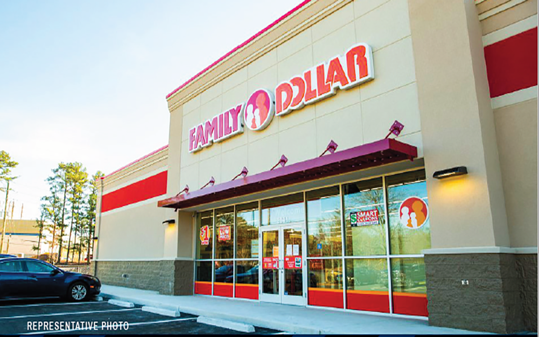 Family Dollar Double Net (NN) New construction Panama City, Florida