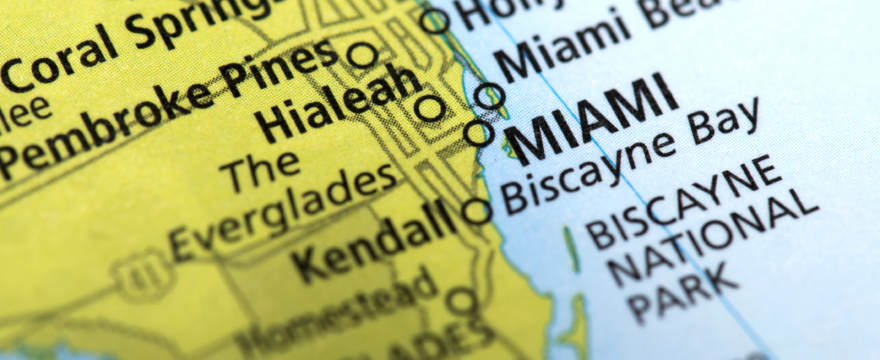 Miami suburb ranks high for big city feel