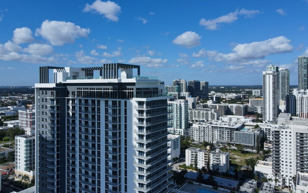 Hundreds More Residents Coming To Edgewater As 28-Story Modera Biscayne Bay Nears Completion (Photos)