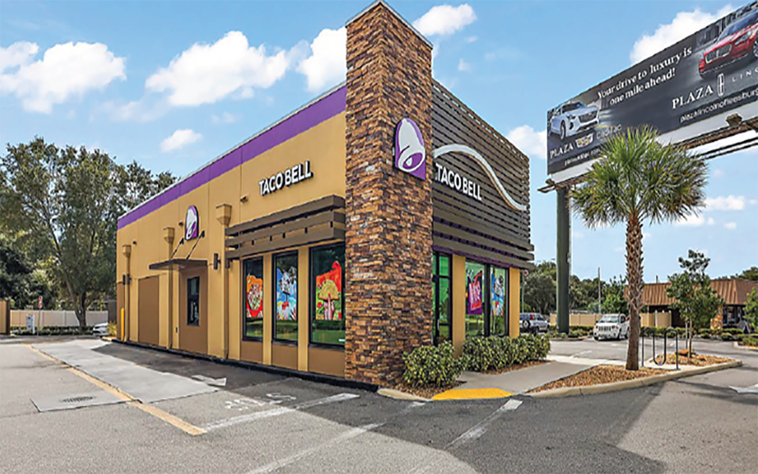 Taco Bell Drive-Thru (NNN) LEESBURG, Florida